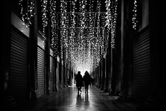 ...relight... (*ines_maria) Tags: venice arches archway city citylights citylightsnight fassade historic historicbuilding historical italy luxury luxurybuilding night oldcity marks square veniceatnight love enjoy light panasonicdcgh5 dcgh5 venezia blackandwhite bw monochrome street streetphotography couple walk sanmarcosquare piazzasanmarco