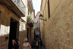 Temps de flors_0165 (Joanbrebo) Tags: girona catalunya españa es carrerdelaforça carrers calles street streetscenes canoneos80d eosd efs1018mmf4556isstm autofocus gente gent people