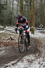 DSC_0106 (sdwilliams) Tags: cycling cyclocross cx misterton lutterworth leicestershire snow