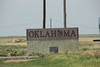 Oklahoma Border (BeerAndLoathing) Tags: rebel usa prarie roadtrip texas oklahoma texastrip trip eos outdoors t3i canon may spring 2016