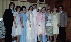 PEI - 1982-07-07 (MacClure) Tags: canada pei princeedwardisland souris family mom dad shane laurie janet cindy cheryl lee sheila patty