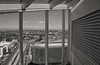 Adelaide from the Top (el-liza) Tags: architecture streets traffic city cbd perspective adelaide sa australia bw