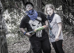 My son's 12th Nerf War bday party. Great time!! (fredc10) Tags: nerf gun war kids birthday fun