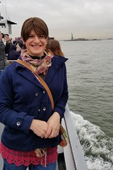 On Approach (Bryan Bree Fram) Tags: nyc liberty statueofliberty new york ferry island vacation transgender tourist