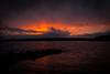 Skies in fire (Janne Räkköläinen) Tags: sunset sky red colours finland fall saimaa lake lakesaimaa treeline rocks water suomi lipe liperi fire pohjoiskarjala northkarelia canon6d canonphotography ef24105l nature naturelovers landscape