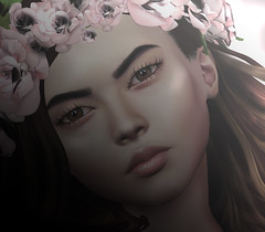 JUN AKERUKA BENTO DELUXE HEAD (FOXELEKTRA RESIDENT - THANK YOU ALL FOR SUPPORT ME) Tags: secondlife beauty avatar closeup portrait akeruka news bento deluxe