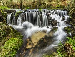Rio Couso (LUIS FELICIANO) Tags: riocouso rio cascada ferveza agua rocas arboles verde naturaleza galicia españa olympus e5 lent1122mm