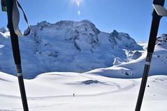 Zermatt (xtinab0s) Tags: zermatt mountains snow winter snowshoe nature landscape winterwonderland mountain switzerland hiking d5500 nikon