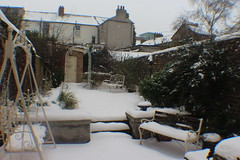 IMG_8824 (David Denny2008) Tags: portobello dublin ireland snow march 2018 back garden yard