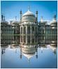 Brighton Royal Pavilion (ONE DIGITAL EYE PHOTOGRAPHY) Tags: brighton theroyalpavilion royal pavilion building architecture reflection photoshop
