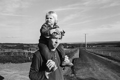 MasterBlaster (Walther Le Kon) Tags: analog film hannes alfi huckepack vaterundsohn fatherandson nextgeneration harz master blaster masterandservant madmaxbartertownaunty entity