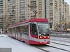 St. Petersburg (RUS) (tram2000@gmx.de) Tags: petersburg tramway strassenbahn streetcar strasenbahn russia russland санктпетербург россия трамвай