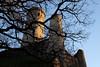 La tour de Piégut (fotofanaya) Tags: château castle trees sky ancient old ruines