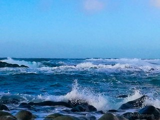 Calming, Peaceful, Blue-tiful