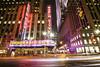 Radio City 33/365 (stevemolder) Tags: radio city hall manhattan traffic long exposure