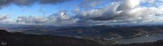 Pano Domaio (Bouzonj) Tags: panoramica olympus 1240 pro domaio galicia mzuiko