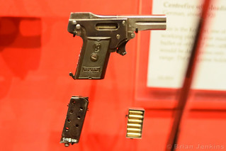 2.7mm Kolibri Pistol (c.1920)