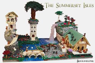 The Summerset Isles- Brickvention 2018