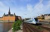 SL X6089 - Stockholm (Federico Santagati) Tags: sl sj stockholm lokalbana pendel tåg central bron gamla stan x60 6089