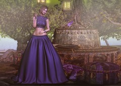 Fairytale (Kess Crystal @ The Glamour Sauce) Tags: lelutka glamaffair deaddollz mithral kustom9 c88 collabor88 ksposes obr empyreanforge secondlife sl virtual virtualgirls virtualfashion
