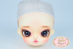 Groovedoll DAL (♥..Nomyens..♥) Tags: toy doll custom faceup paint painting painted repaint handmade nomyens nomyenscom groovedoll dal japandoll