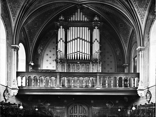 Church Organ somewhere or other?