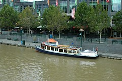 Riverboat Excursions (D70) Tags: riverboat excursions vessel southbank melbourne victoria mv grower steamboat nikon d70 2885mm f3545 ƒ100 283 mm 1160 500 yarra river