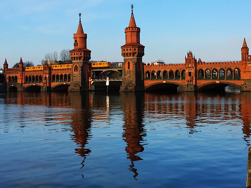 Berlin's most beautiful bridge