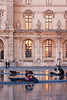 Evening in the courtyard of the Louvre (Dmitry Yelloff) Tags: france paris musee louvre europe palace tourist exhibition architecture european culture sky sunlight travel line old people traditional visit group french outdoors tourism art style baroque exterior museum medieval cloud urban column building place famous scene monument structure sundown sunshine long sunset street fountain coupleinlove man woman dog