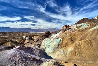 Artist's Palette - Death Valley National Park; California