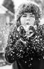 Self portraiture (Ruby Nixon) Tags: self portraiture portrait portraits 50mm f18 natural lighting studio lights light color colour gels gel red yellow hair girl women woman model me selfportrait port