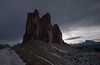 Drei Zinnen (MrBlackSun) Tags: sunset dolomites dolemieten driezinnen trecime trecimedialvaredo nationalpark