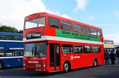 Northern General UTN 501Y (timothyr673) Tags: bus mcw metrobus mcwmetrobus nationalbuscompany red