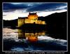 Scottish Highlands (Ram666ram) Tags: castle castello eilean donan scotland chateaux marcoedannacom evening night nightshot