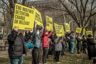 Amnesty Sign Row