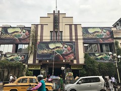 Mitra Cinema Hall[2018] (gang_m) Tags: ロケ地 filminglocation 隠されていたこと revelations 映画館 cinema theatre インド india2018 india kolkata calcutta コルカタ カルカッタ