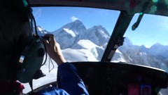 Mt. Everest (posterboy2007) Tags: nepal mteverest video himalayas mountains helicopter airbush125