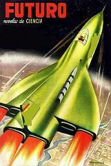 #futuro #ro #future #futuristic #spaceship #earth #planets #galaxies #space #spaceart #spacetravel #rocket #scifi #scifiart #sciencefiction #science #fiction #art #pulpcomics #pulpcomicbooks #vintagecomics #vintagecomicbooks #pulpfiction #pulp #pulpscifi (mcdomainer) Tags: rocket vintagecomics futuristic ro spaceship pulp fiction spacetravel space art spaceart fire ciencia planets novel scifi jets turbo pulpcomicbooks pulpart pulpsciencefiction science pulpcomics future wings earth sciencefiction metal pulpfiction chrome futuro motor galaxies pulpscifi novela vintagecomicbooks scifiart
