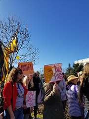 You're fired (quinn.anya) Tags: yourefired sign angry enough womensmarch womensmarchoakland womensmarch2018