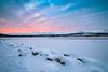 Sunrise at Loch Morlich - Scotland (Uillihans Dias) Tags: edinburgh scotland unitedkingdom gb sunrise lochmorlich uk landscape winter snow nikon samyang14mmf28