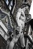 Piazza della Signoria - Firenze (Italy) (Andrea Moscato) Tags: andreamoscato italia toscana tuscany statua statue palace palazzo square david view white blue shadow ombre light luce day dark history historic ancient city città downtown centre marble brick perspective