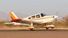 Piper PA-28-180 Cherokee 180 N3961R 'White Lightning' (ChrisK48) Tags: 1971 whitelightning aircraft airplane cherokee180 coolidgeaz coolidgeflyin coolidgemunicipalairport n3961r p08 pa28 piperpa28180