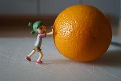 Orange (omgdolls) Tags: yotsuba よつば