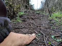 photo_2018-02-11_01-42-13 (bfe2012) Tags: barefoot barefeet barefooting barefooted barefooter barefoothiking barefootlifestyle feet dirtyfeet toughsoles
