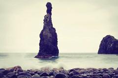 guardian (blueandyou.photography) Tags: madeira portugal photo europa landschaft landscape nature natur nikon blueandyouphotography outdoor rock felsen strand beach sky himmel steine stones wasser water lava