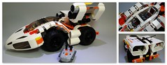LEGO Mars veicle . (peter-ray) Tags: lego space ship veicle peter ray samsung nx2000 moc brick photo