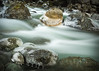 Rocky Creek (SomethingUWontForget) Tags: water river rock north cascades long exposure ice frozen creek