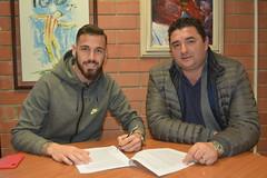 Álvaro Vázquez, arriba cedit del RCD Espanyol