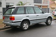 1997 Range Rover P38A (jeremyg3030) Tags: 1997 range rover p38a cars british