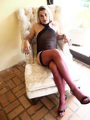 2017.12-23 (SamyOliver) Tags: samanthaoliver samyoliver samyoliverbr ohomemfeminino feminineman lingerie model crossdresser genderfluid genderqueer queer highheels stocking
